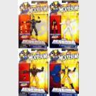 MARVEL LEGENDS Puck Series - SET 4 Action Figure