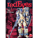 Red Eyes - Planet Manga - Sequenza in blocco 1/17