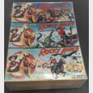 Rocky Rider  - Ristampa - Serie completa 1/81