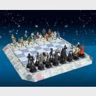 Star Wars 3D chess  - Scacchiera De Agostini