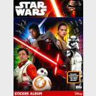 Star Wars - Sticker Album - Topps - Parte 1