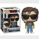 STEVE (With Sunglasses) - Stranger Things - Vinyl Figure - POP! Television 638