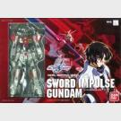 SWORD IMPULSE GUNDAM - GUNDAM SEED DESTINY - METAL MATERIAL MODEL GQ
