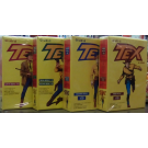 Gli Albi di Tex a Colori con cofanetto - Editoriale Mercury - Sequenza in blocco prime 5 serie