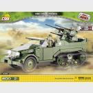 2469 - M16 Half-Track - Small Army - WORLD WAR II - COBI