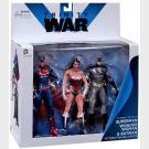 Trinity War - DC Comics - The New 52 - Superman, Wonder Woman & Batman - Action Figure 3-pack