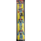 Goldrake/Great Mazinger/Mazinger Z - Toei Doga - Set vintage di 3 figure