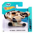 The Tumbler - Camouflage - Hot Wheels - HW City