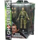 Peter Venkman - Ghostbusters - Deluxe Action Figure with Accessories and Diorama Pieces