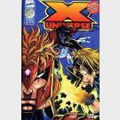 X-Universe - Panini Comics - Serie completa 1/8