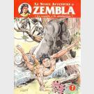 Le Nuove Avventure Zembla - La Nascita e La Giovinezza - Editoriale Mercury - Serie completa 1/5
