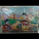 Scrooge Mc Duck (Zio Paperone) - Bildo - Educational Building Bricks - Giochi Preziosi