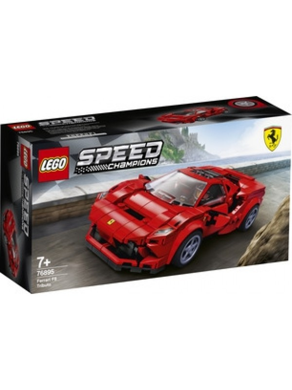 Lego 76895 - Ferrari F8 Tributo - Speed Champions