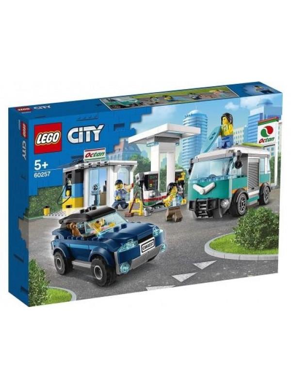 Lego 60257 - Stazione di servizio - City