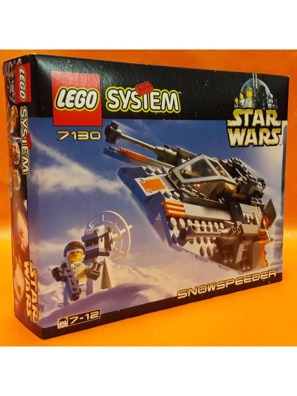 7130 - Snowspeeder - Lego - Star Wars