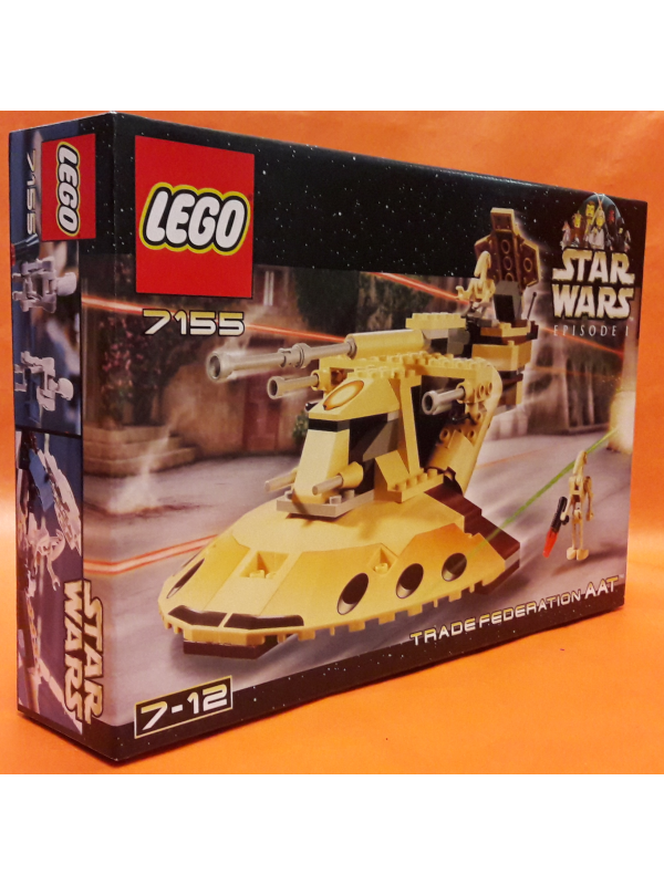 7155 - Trade Federation - Lego - Star Wars