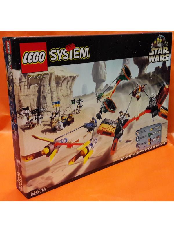 7171 - Mos Espa Podrace - Lego System - Star Wars