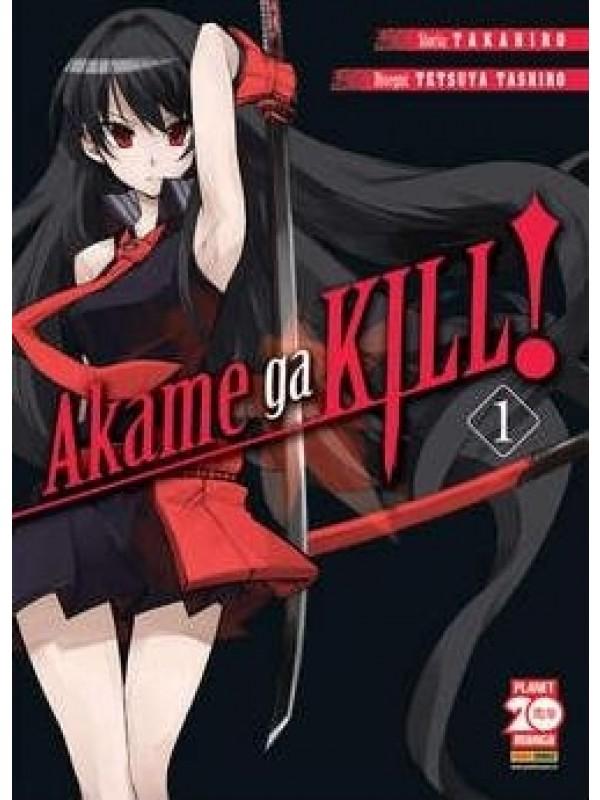 Akame Ga Kill! - Planet Manga - Serie Completa 1/15
