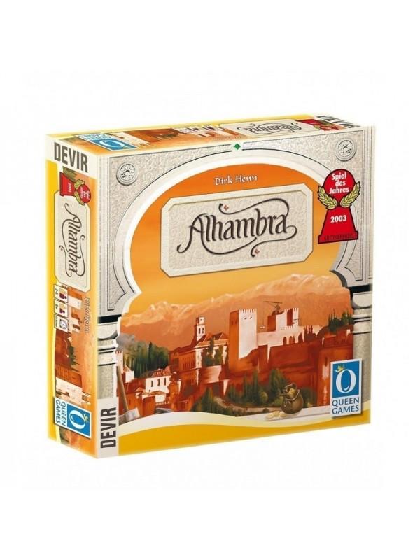 Alhambra - Queen Games - Gioco da tavolo - Gioco Base