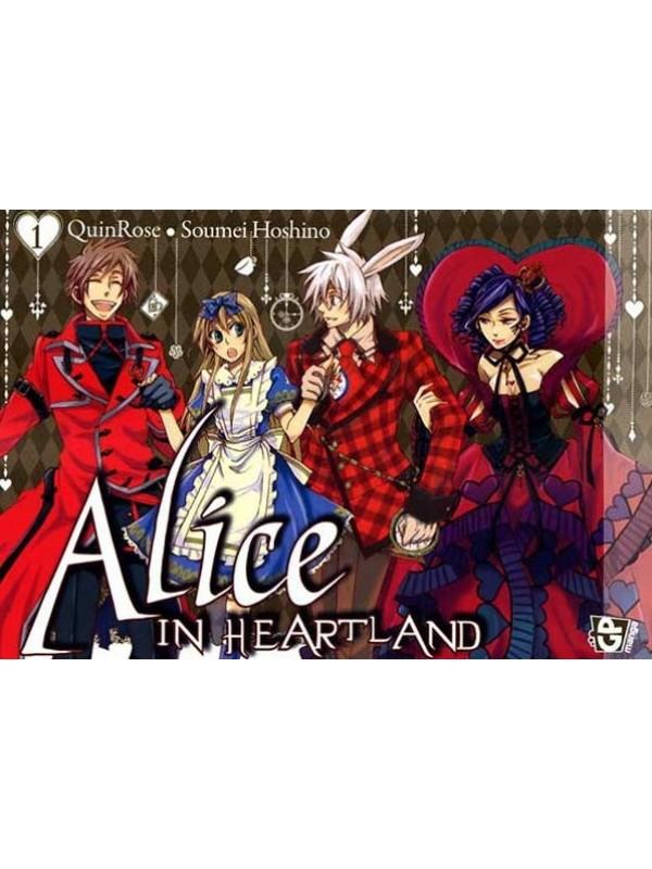 Alice in Heartland - GP - Serie completa 1/6