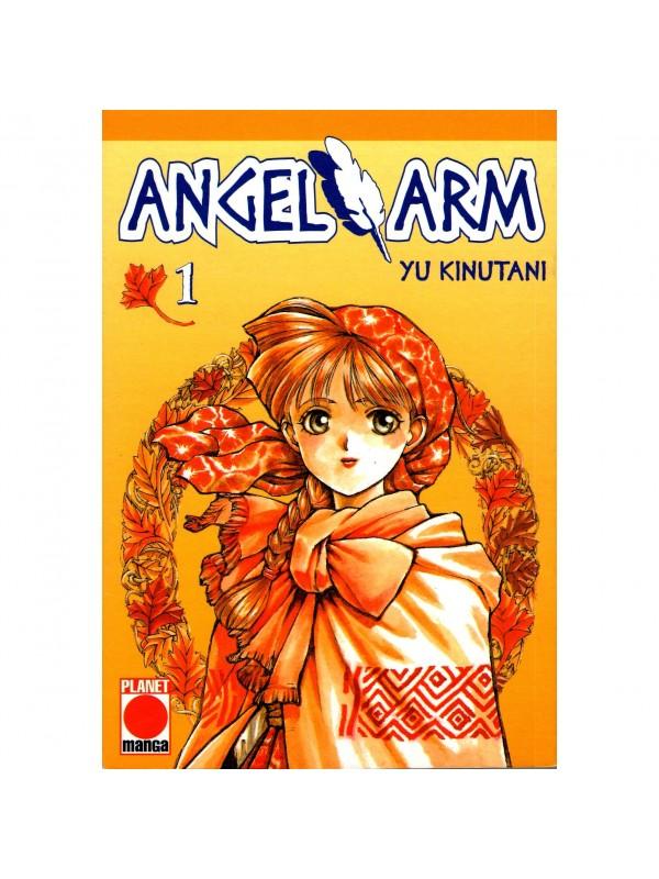 Angel Arm - Planet Manga - Serie completa 1/7
