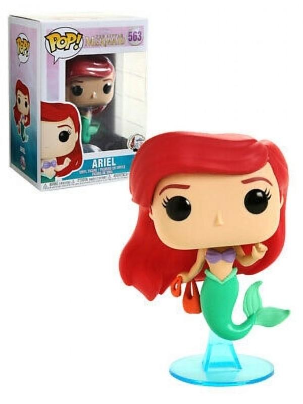 Disney The Little Mermaid - La Sirenetta - Ariel - Vinyl Figure - POP! 563 30 Years