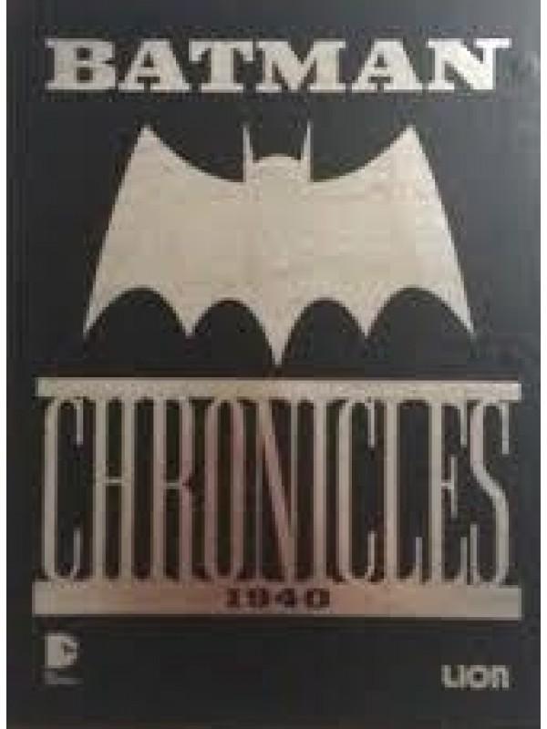 Batman Chronicles 1940 - Lion - Volume con cofanetto