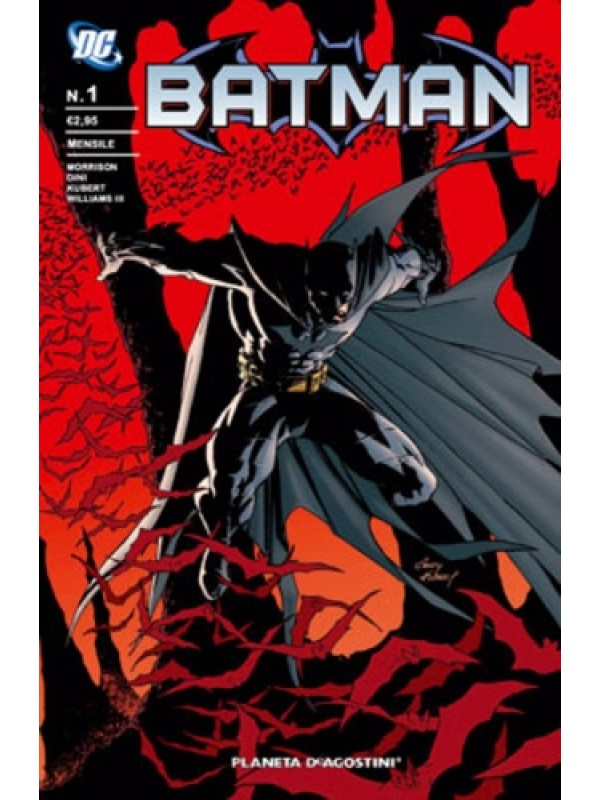 Batman - Planeta De Agostini/Lion - Serie completa 1/57