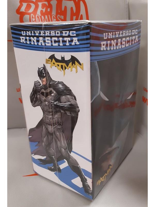 Batman - Universo DC Rinascita - Lion - Sequenza in blocco delle prime due annate complete con cofanetto raccoglitore 1/24