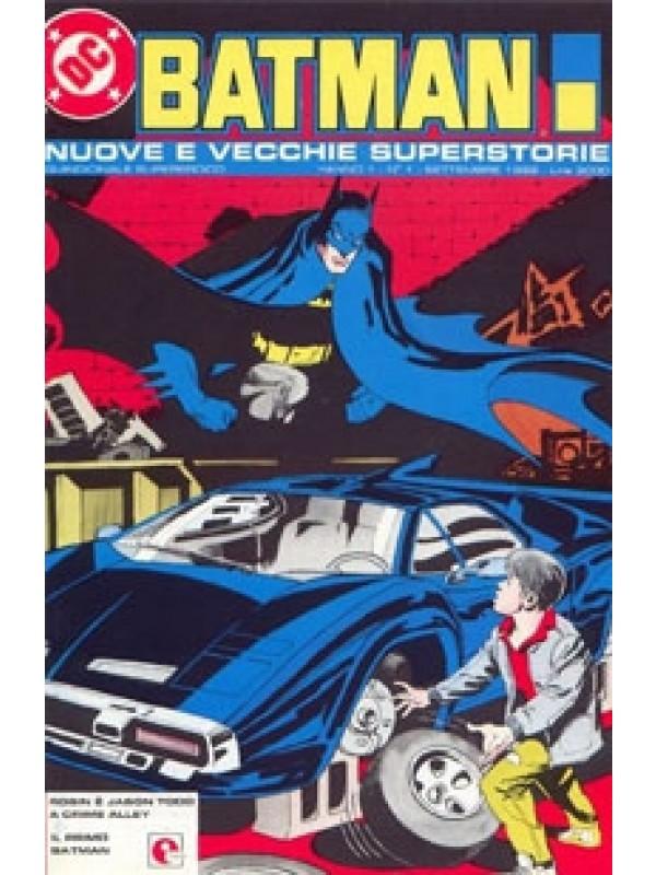 Batman - Glenat - Sequenza in blocco 1/47