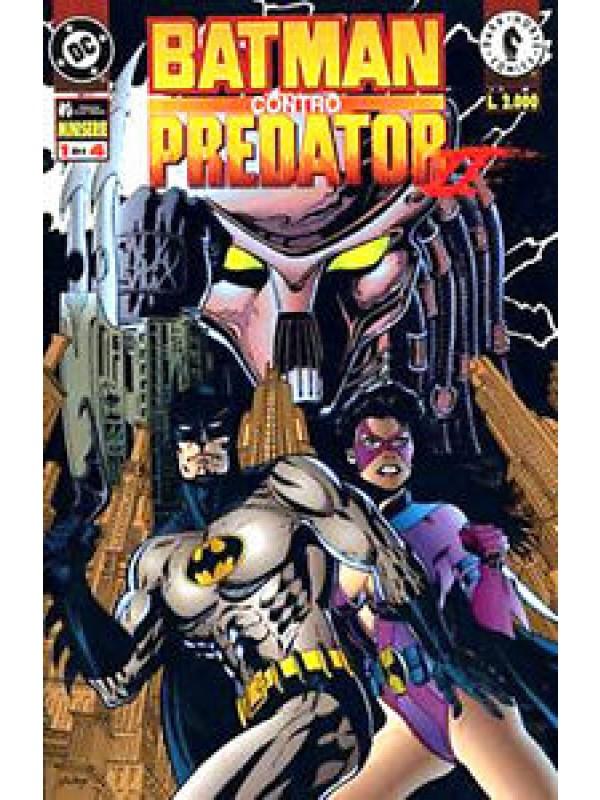 Batman contro Predator II - Play Press - Miniserie completa 1/4