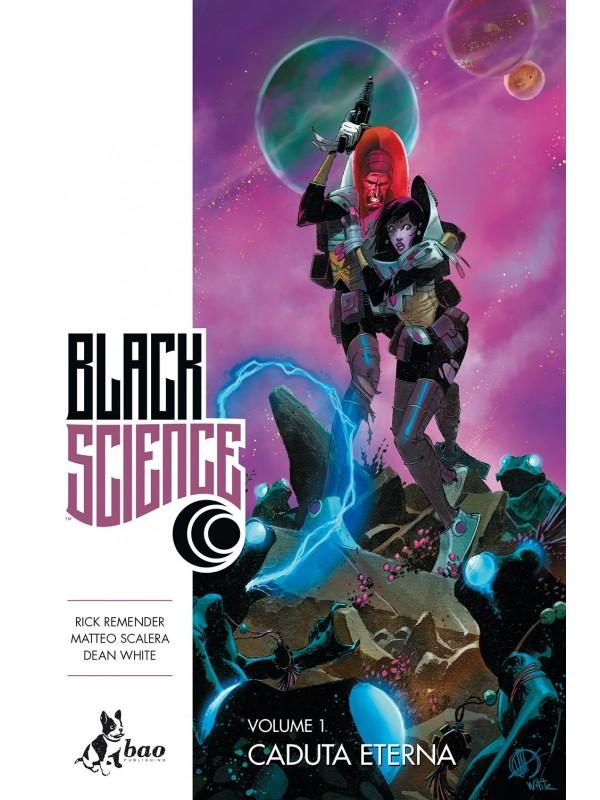 Black Science - Bao - Serie Completa 1/9