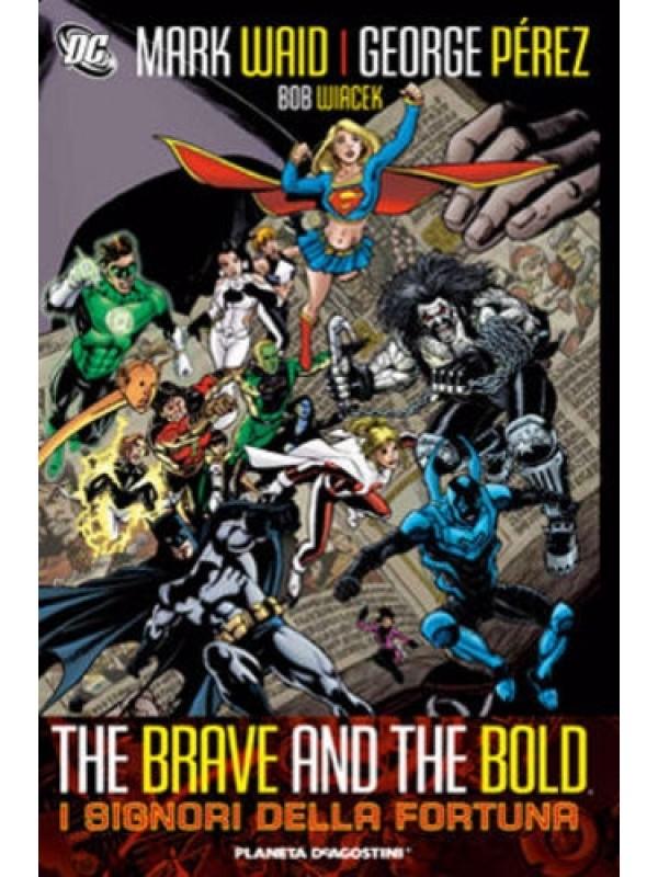 The Brave and The Bold - Planeta DeAgostini - Serie Completa 1/3