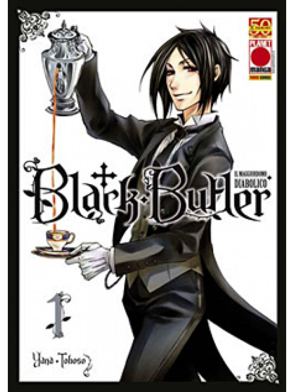 Black Butler - Planet Manga - Sequenza in blocco 1/29
