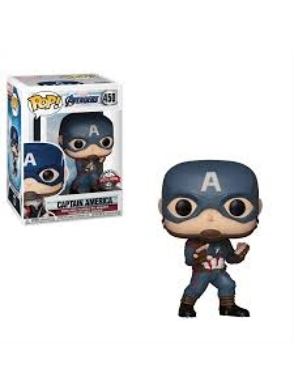 Captain America - Bobble-Head - Pop! Marvel Avengers 464 Special Edition