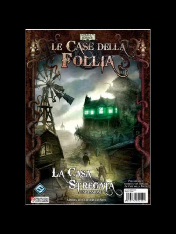 Le Case della Follia - Arkham Horror - La Casa Stregata - Espansione - Giochi Uniti
