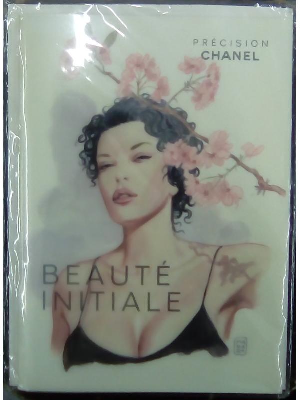 Opuscolo Precision Chanel - Beautè Initiale - (Milo Manara)
