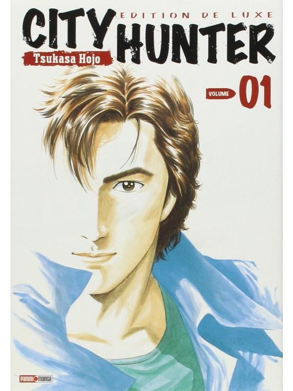 City Hunter Complete Edition - Panini Comics - Serie completa 1/32