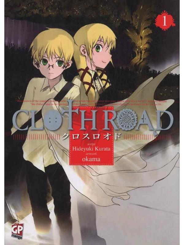 Cloth Road - Gp Manga - Serie completa 1/11