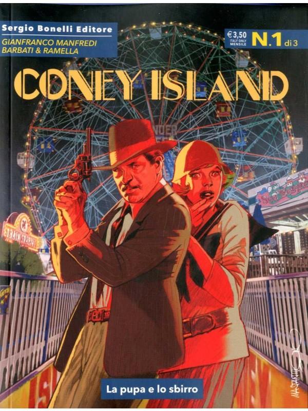 Coney Island - Sergio Bonelli Editore - Serie completa 1/3