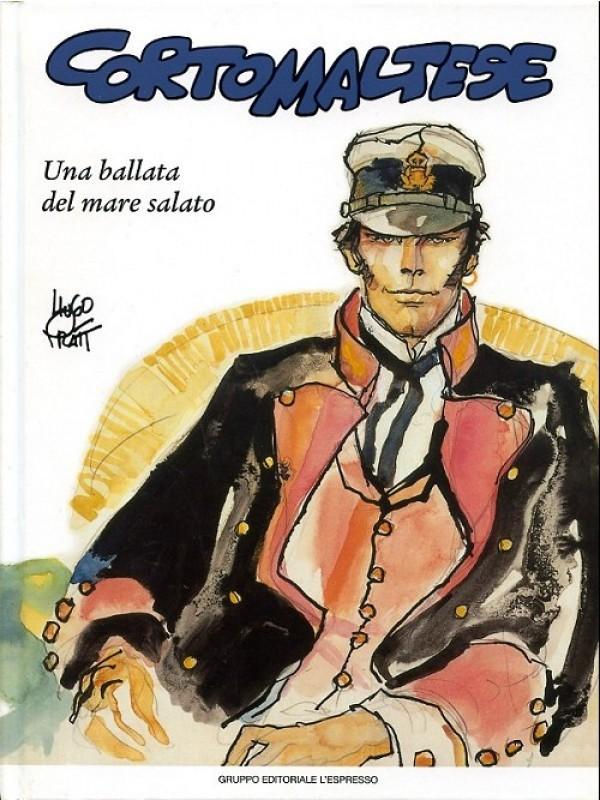 Corto Maltese - Gruppo Editoriale L'Espresso - Serie completa 1/10