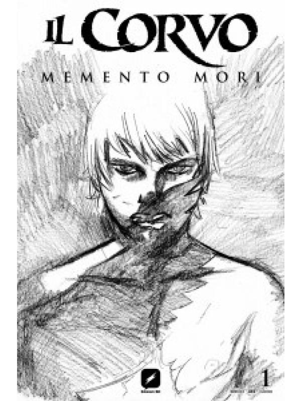 Il Corvo Memento Mori 1 - Edizioni BD - Pack 4 cover + Poster