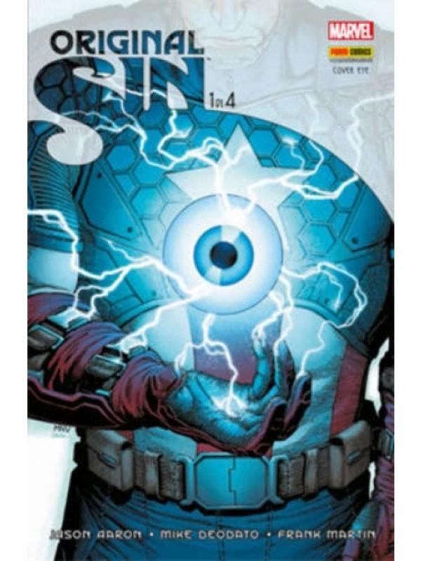 Original Sin - Marvel Miniserie - Cover Eye - Panini Comics - Serie completa 1/4