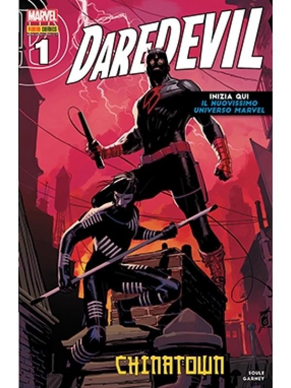 Daredevil - Devil & i Cavalieri Marvel - Panini Comics - Serie Completa 1/29