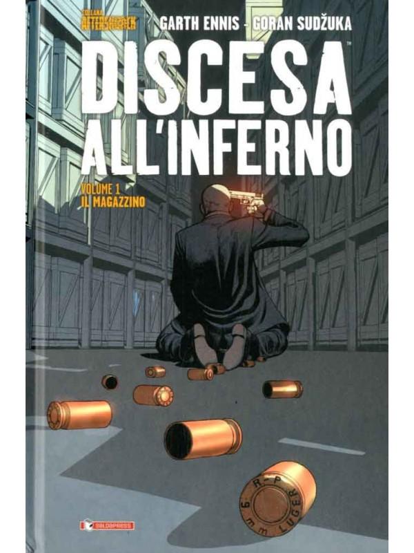 Discesa All'Inferno - Salda Press - Serie completa 1/2