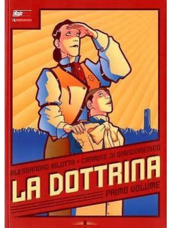 La Dottrina - Magic Press / Salda Press - Serie completa 1/4