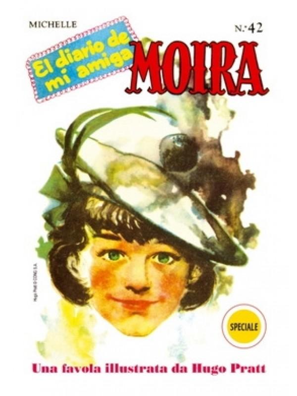 El diario de mi amiga Moira - Una favola illustrata da Hugo Pratt - Speciale - Anaffi
