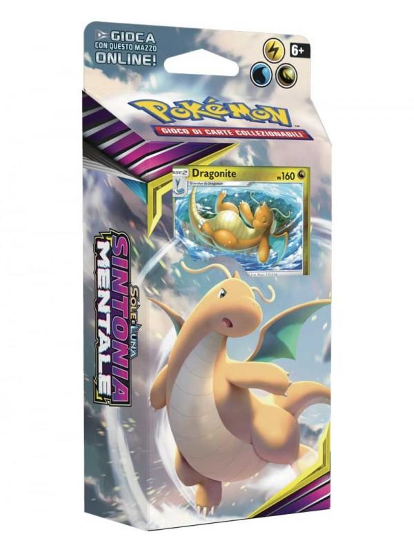 Turbine Ruggente (Dragonite 160) - Mazzo Tematico - Pokemon - Sole e Luna - Sintonia Mentale