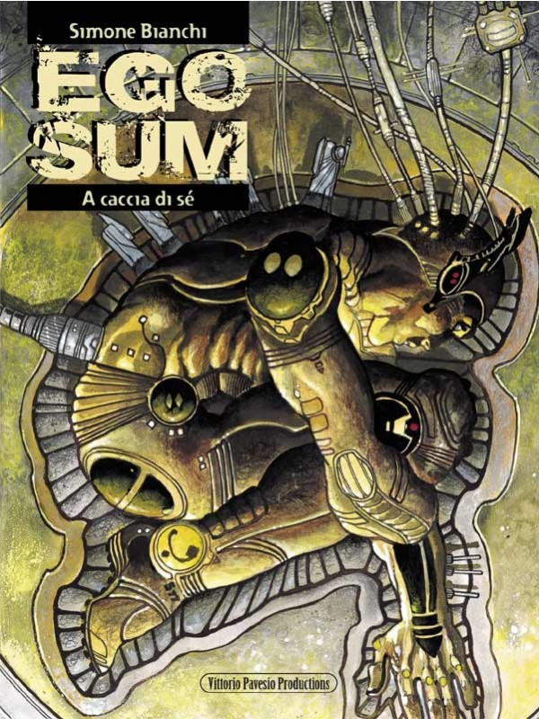 EGO SUM - Vittorio Pavesio Productions - Serie completa 1/2