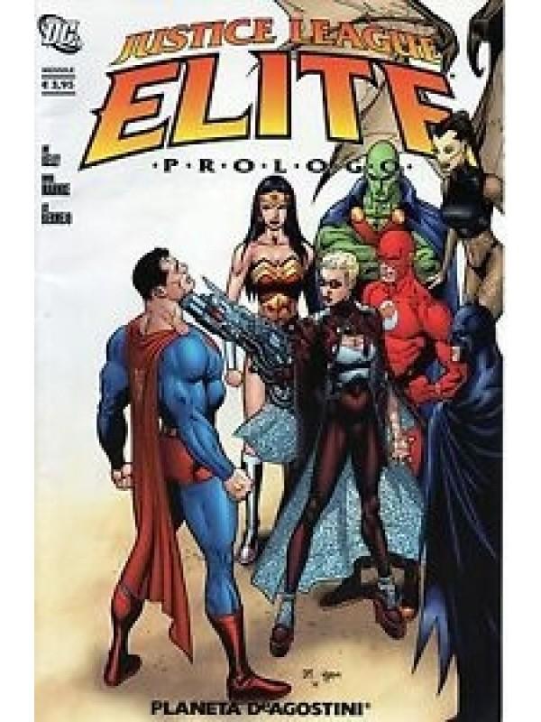 Justice League Elite - Planeta DeAgostini - Serie completa 1/6 + Prologo